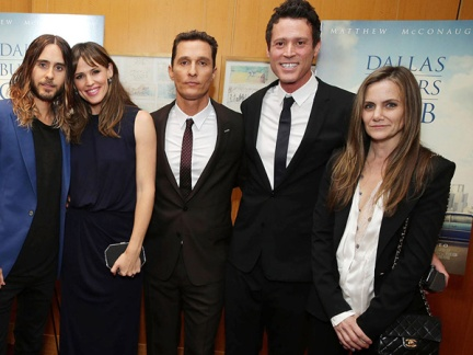 Focus Features' Dallas Buyers Club Premiere