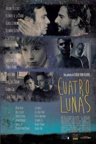 CUATRO LUNAS poster