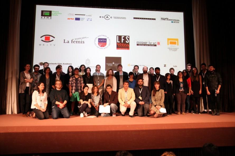 Encuentros Escuelas de Cine 2014. Festival de San Sebastián