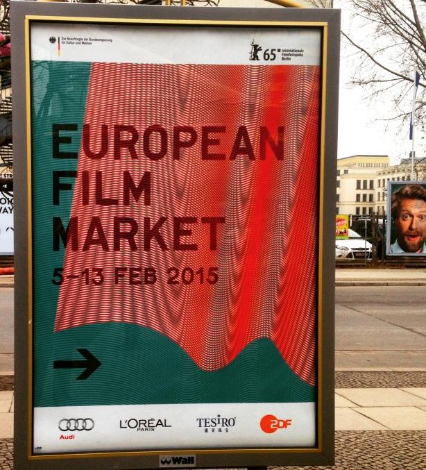 El Premio Sebastiane visitó la Berlinale 2015 y también su Mercado del Cine