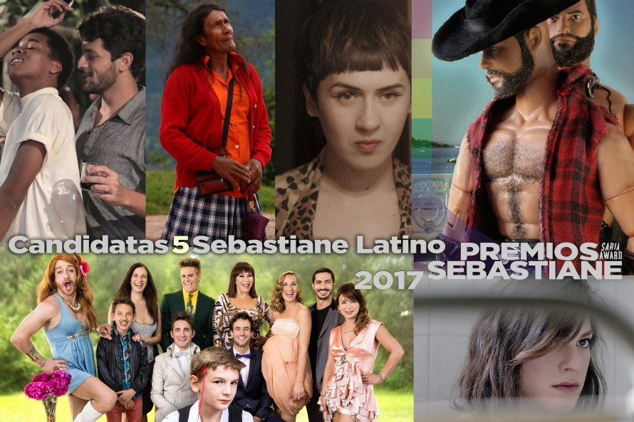 candidatas sebastiane latino 2017