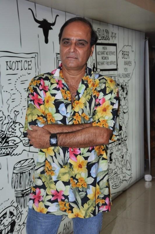 El director Karan Razdan