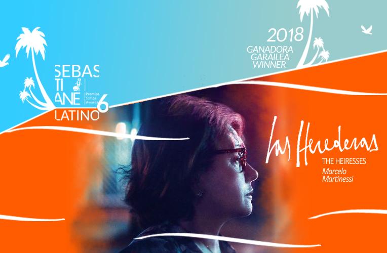 LAS HEREDERAS Sebastiane Latino 2018