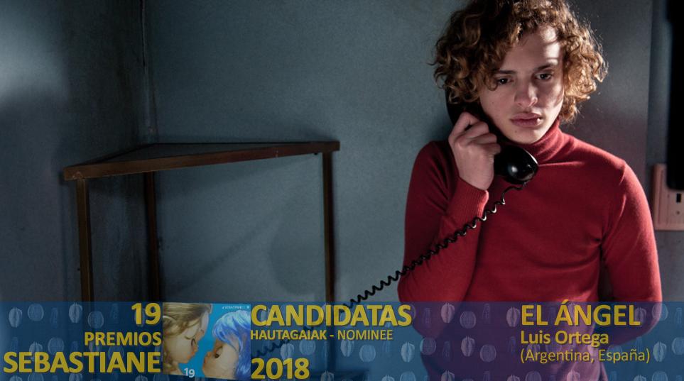 EL ANGEL CANDIDATAS 2018