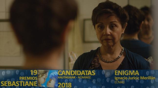 ENIGMA CANDIDATAS 2018