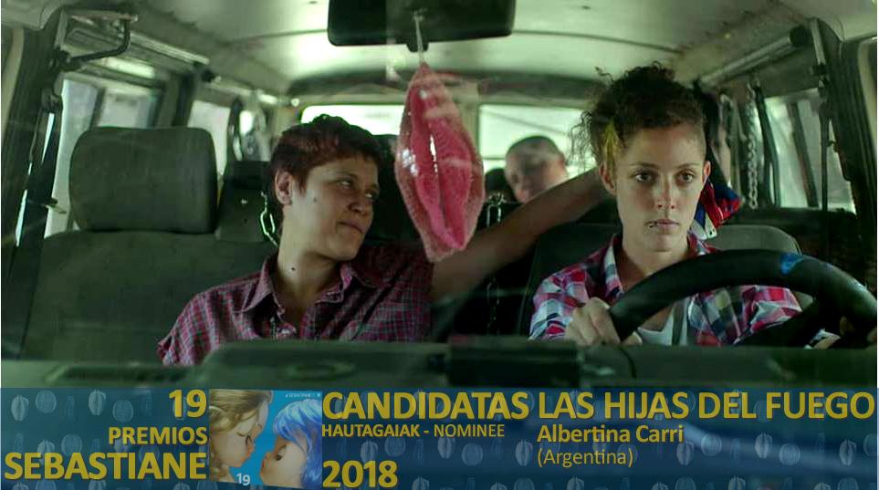 LAS HIJAS DEL FUEGO CANDIDATAS 2018